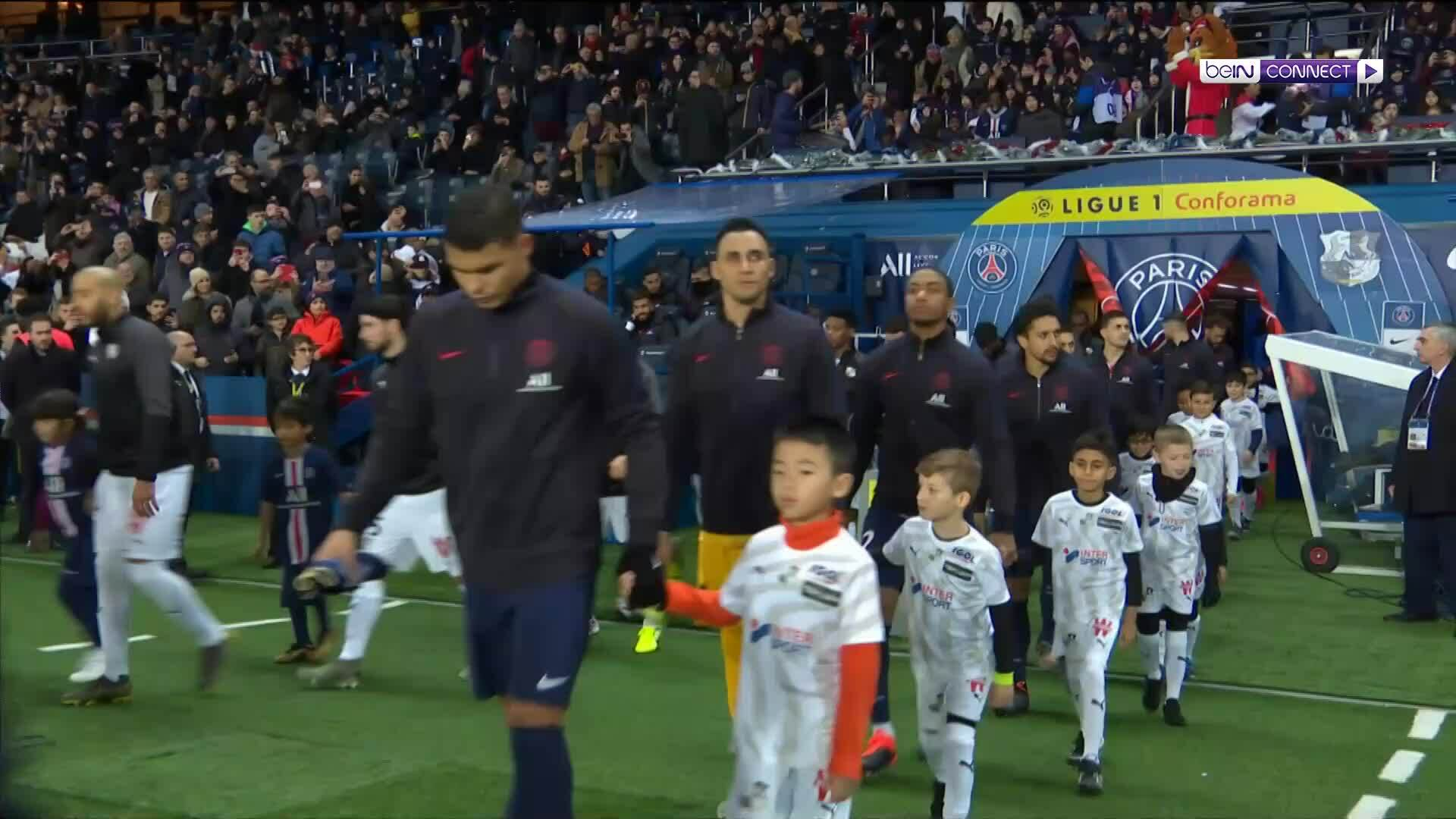 PSG4-1 Amiens