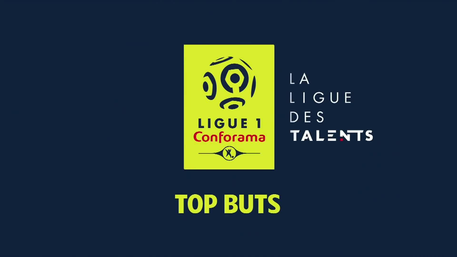 Top 10 bàn thắng đẹp tạiLigue 1 năm 2019