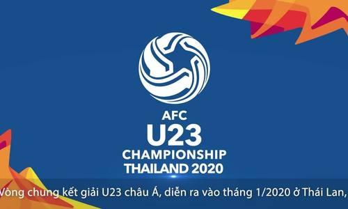 Cơ chế hoạt động của VAR tại giải vô địch U23 châu Á