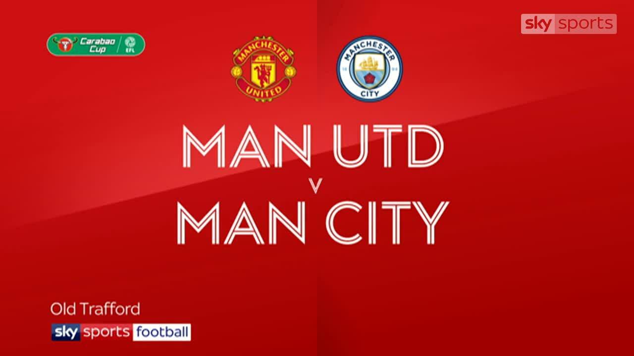 Man Utd 1-3 Man City