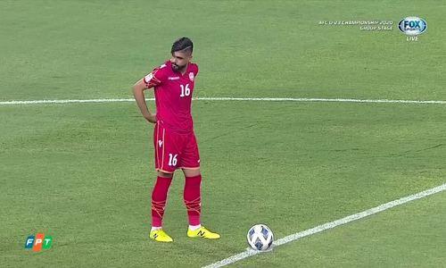 Thái Lan 5-0 Bahrain