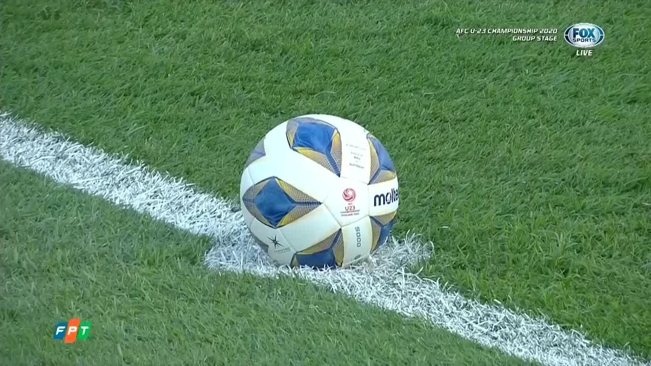 U23 Iraq 1-1 U23 Australia