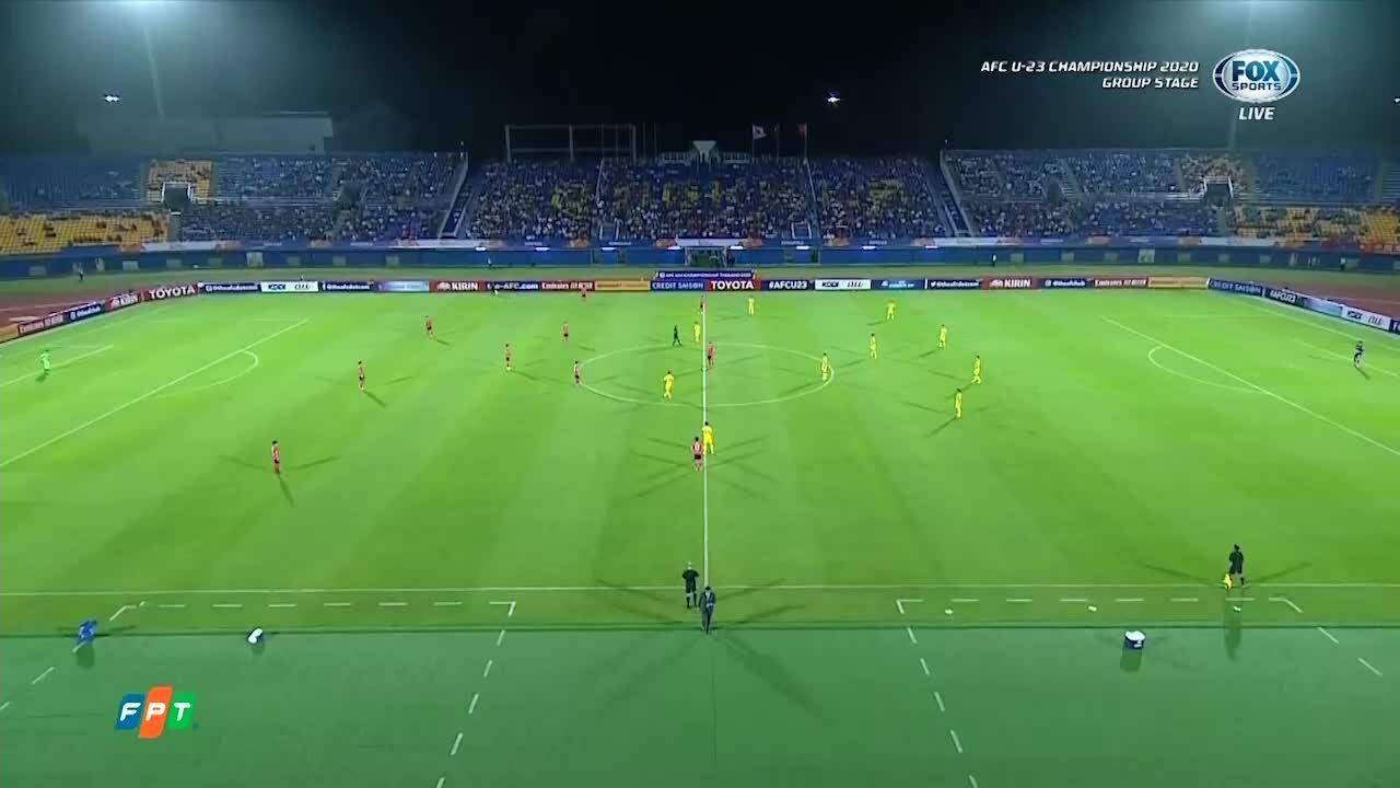 Hàn Quốc 1-0 Trung Quốc