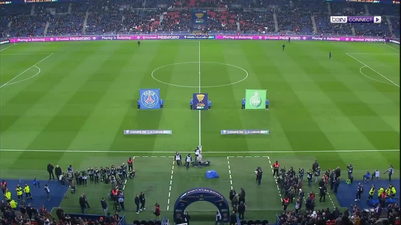 PSG 6-1 Saint-Etienne