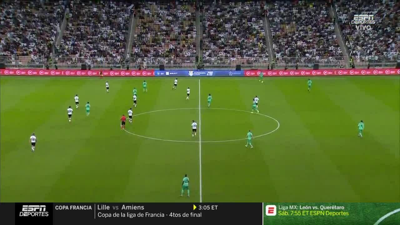 Real Madrid 3-1 Valencia