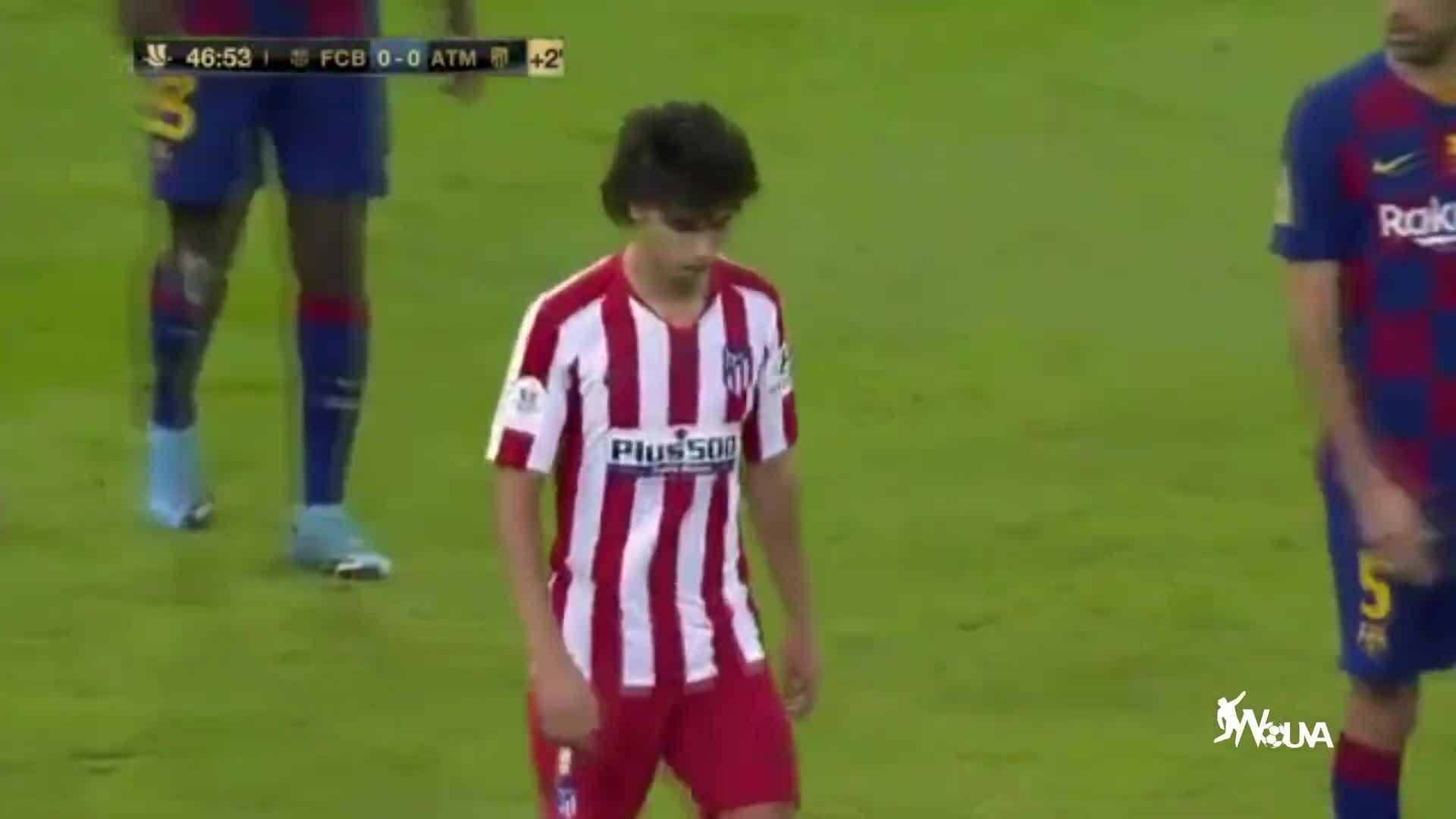 Messi - Felix