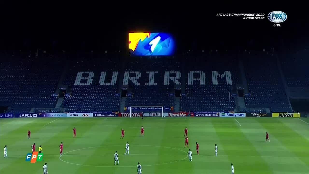 U23 Triều Tiên 1-2 U23 Jordan