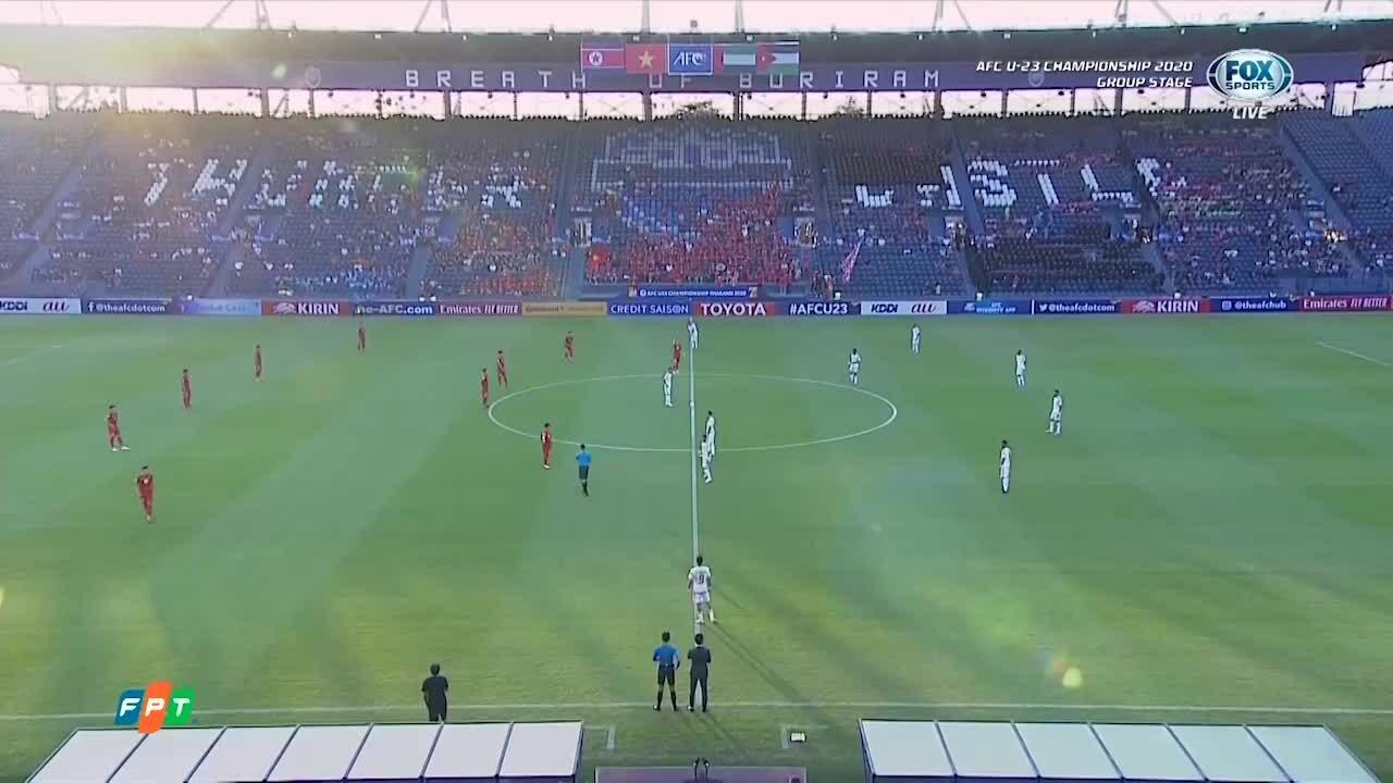 U23 Việt Nam 0-0 U23 UAE
