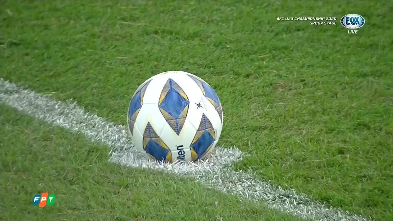 U23 Bahrain 2-2 U23 Iraq