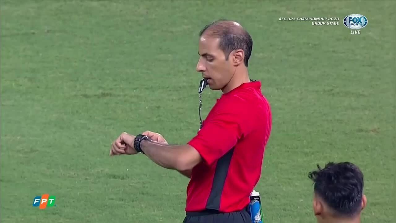 U23 Thái Lan 1-2 U23 Australia
