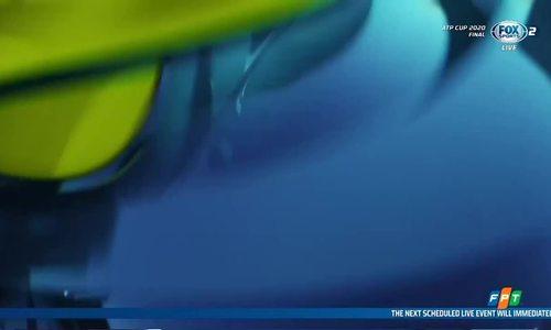 Djokovic/Troicki 2-0 Busta/Lopez