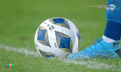 U23 Syria 2-1 U23 Nhật Bản