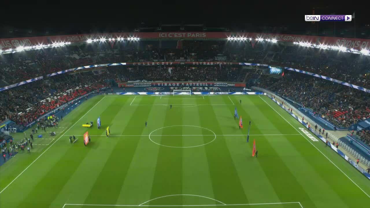 PSG 3-3 Monaco