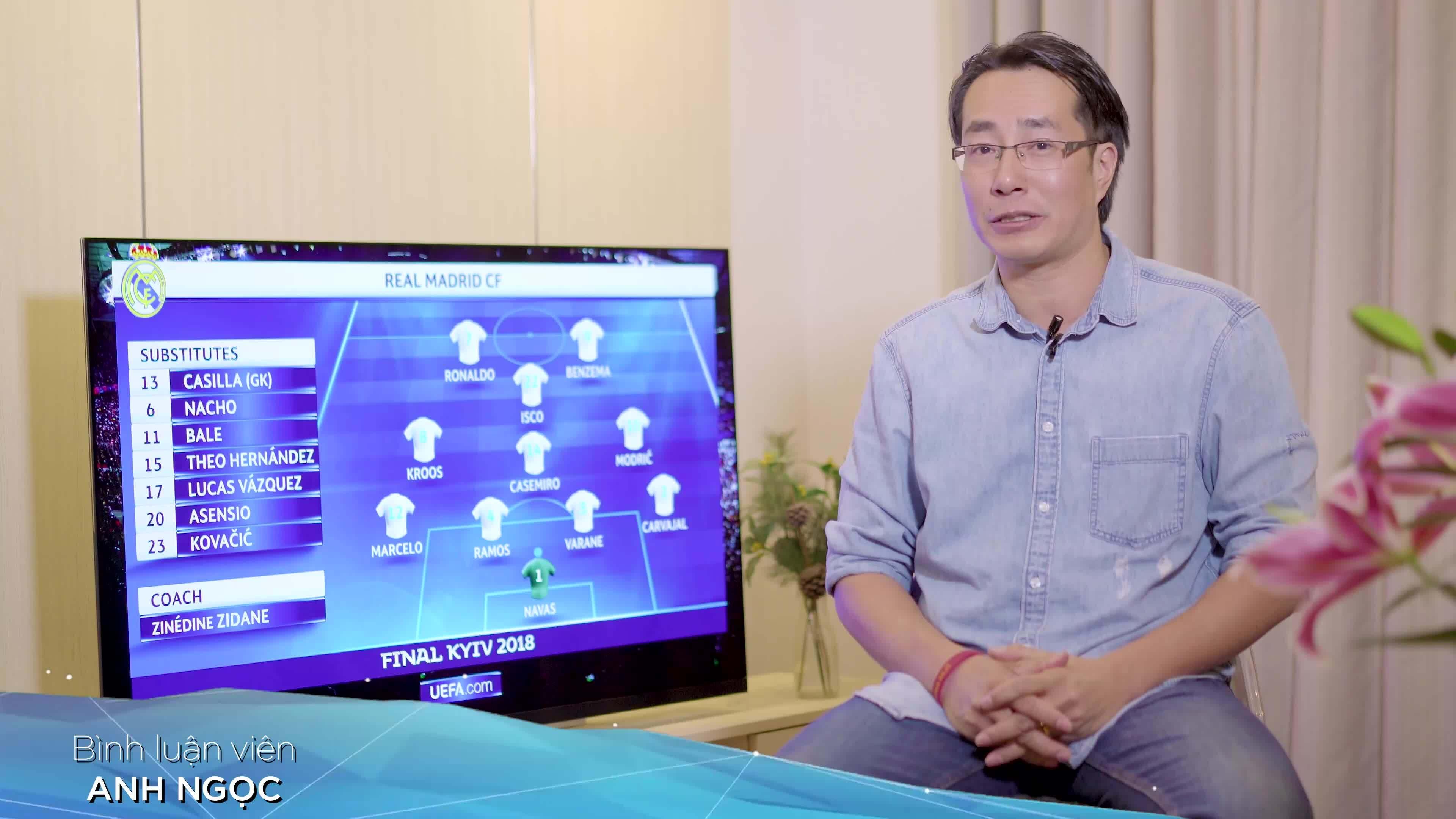BLV Anh Ngọc: 'U23 Việt Nam cần cải thiện nhiều nếu vào tứ kết'