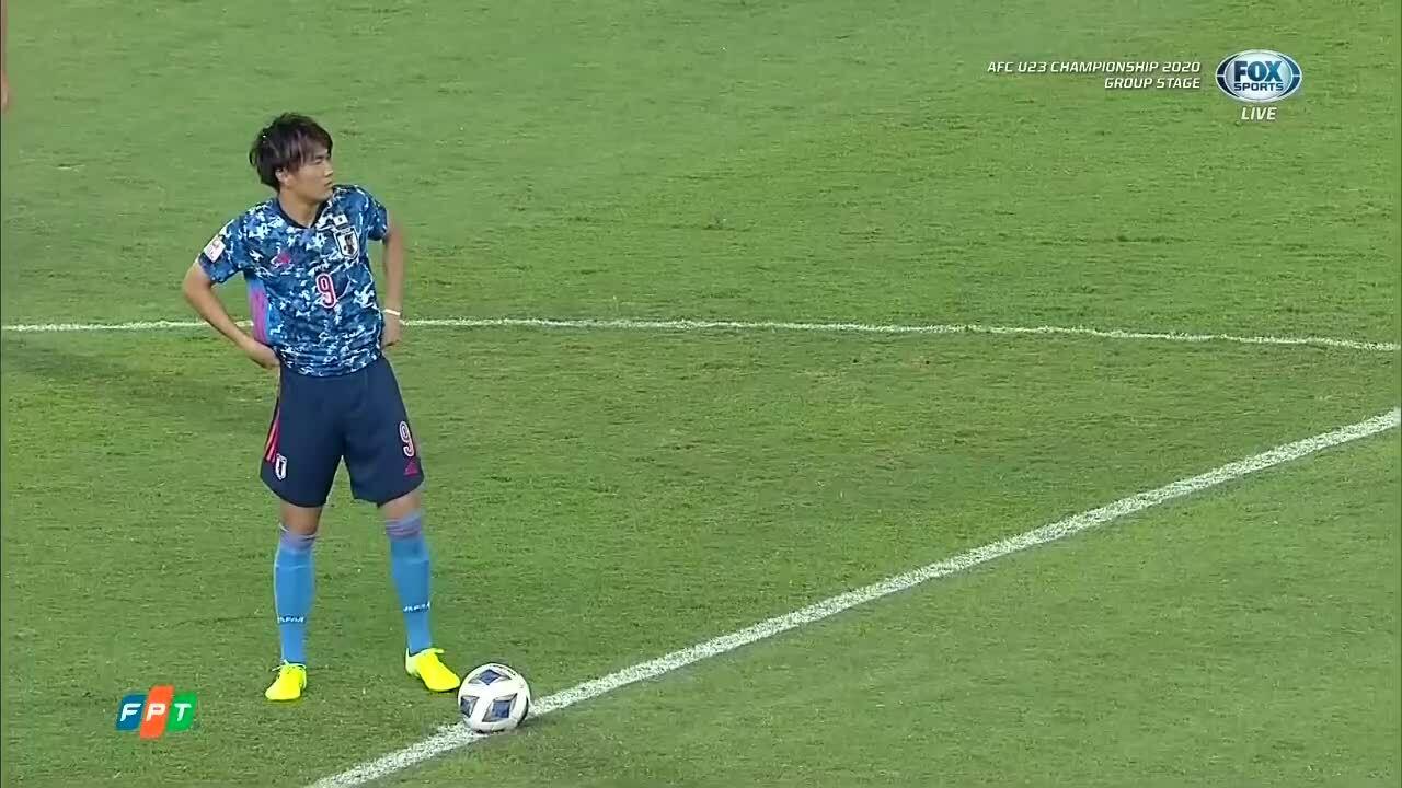 U23 Qatar 1-1 U23 Nhật Bản