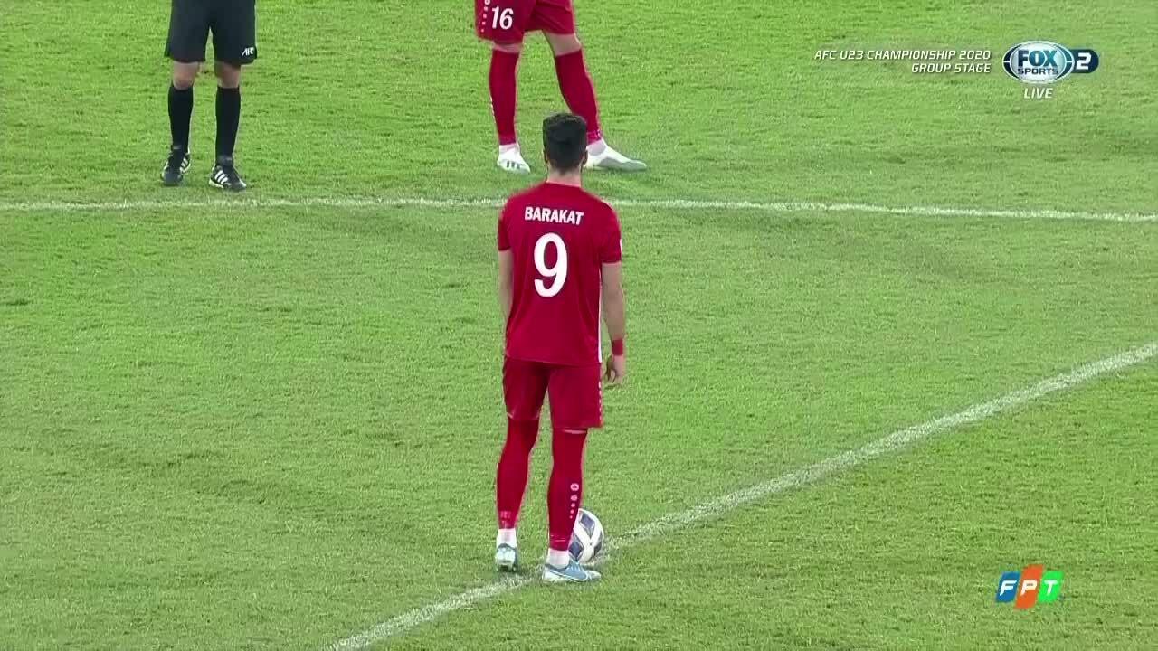 U23 Saudi Arabia 1-0 U23 Syria