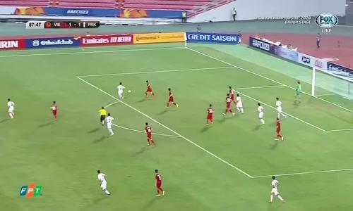 2-1 cho Triều Tiên