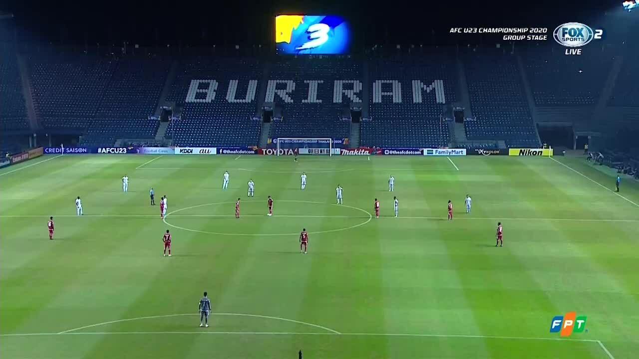 Jordan 1-1 UAE