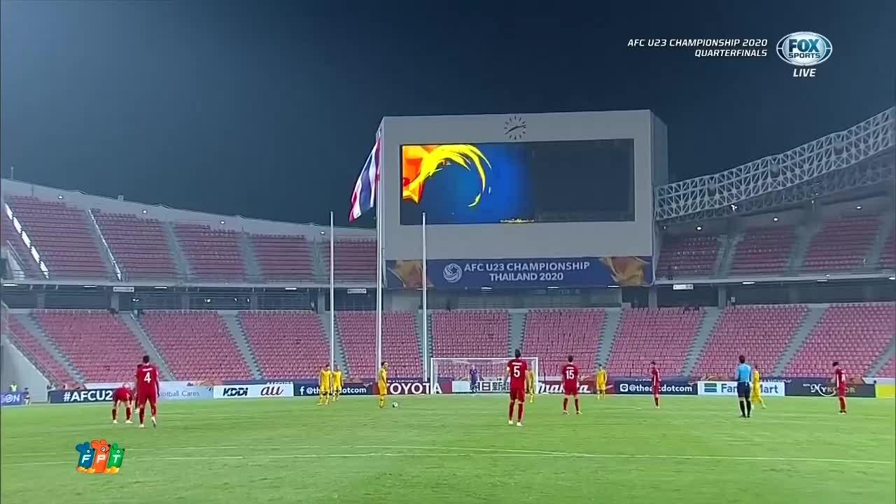 U23 Australia 1-0 U23 Syria