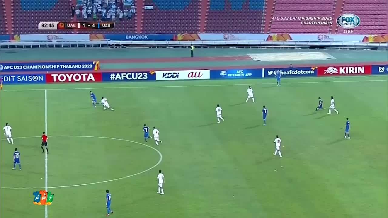 5-1 cho Uzbekistan