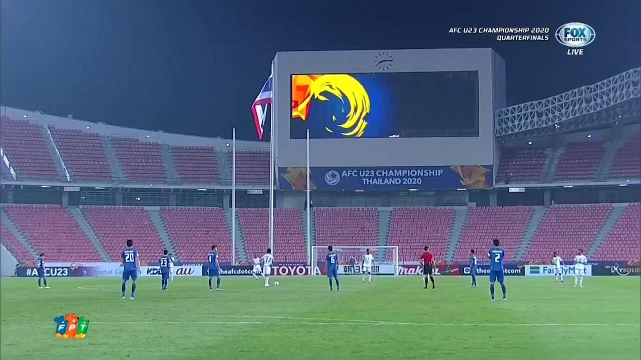 U23 UAE 1-5 U23 Uzbekistan