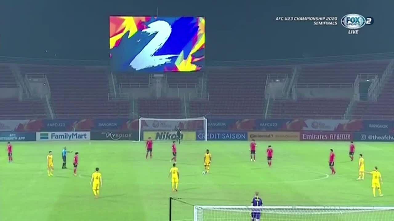 Hàn Quốc 2-0 Australia