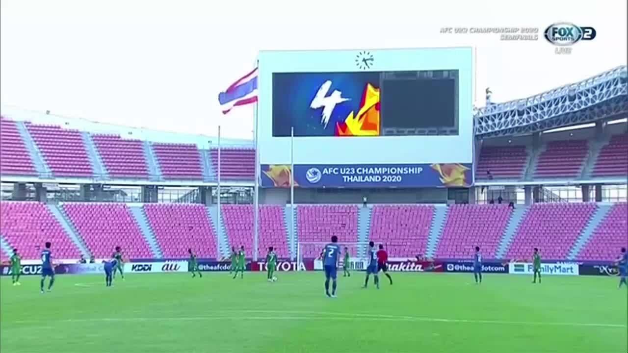 Saudi Arabia 1-0 Uzbekistan