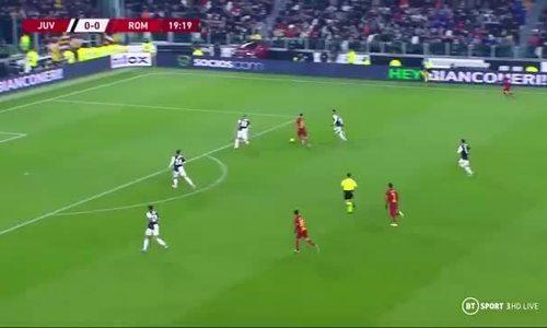 Juventus 3-1 AS Roma