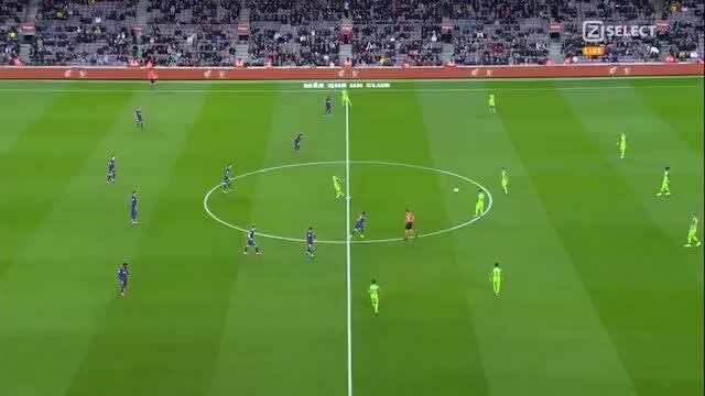 Barcelona 5-0 Leganes