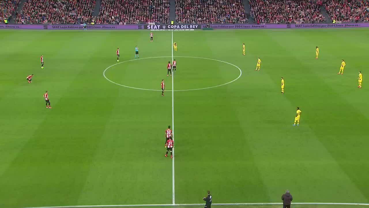 Athletic Bilbao 1-0 Barcelona