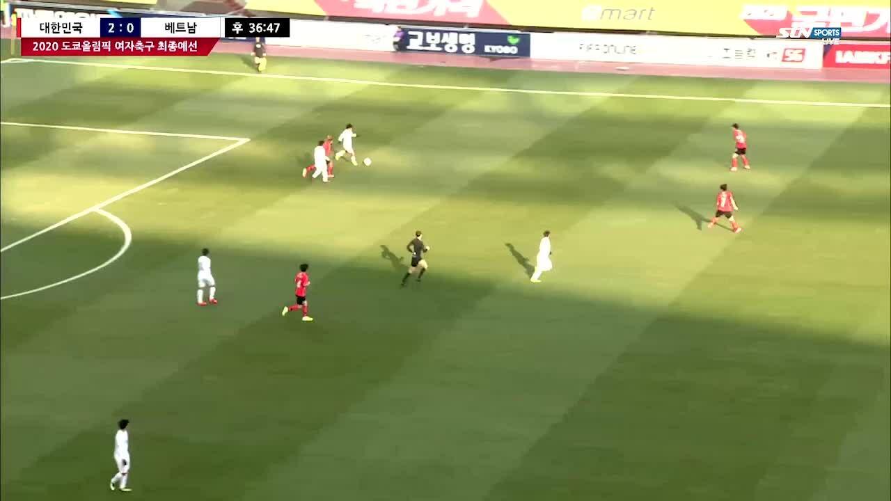 3-0 cho Hàn Quốc