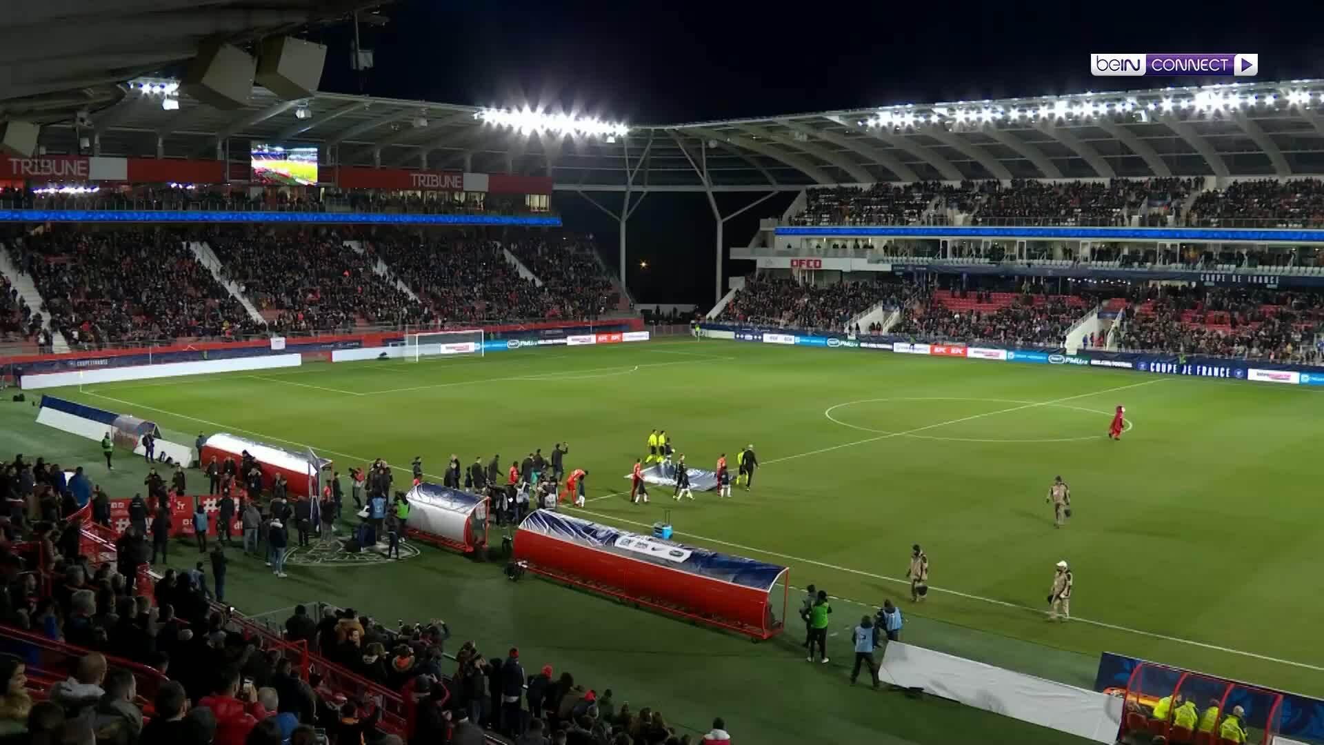 Dijon 1-6 PSG