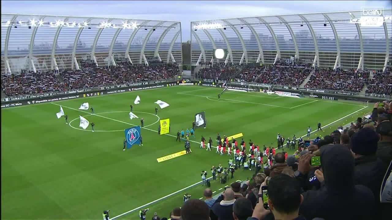 Amiens 4-4 PSG