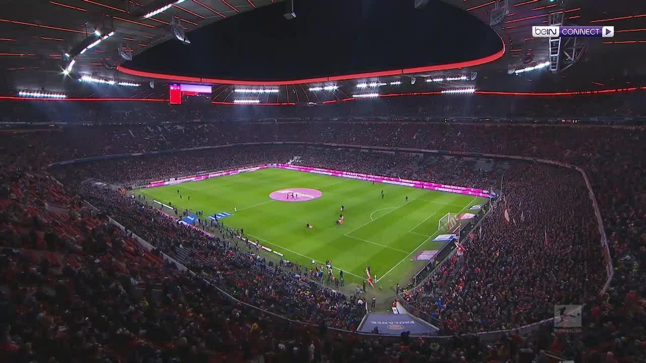 Bayern Munich 3-2 Paderborn