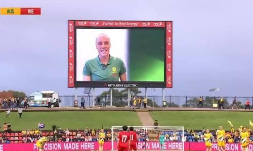 Australia 5-0 Việt Nam