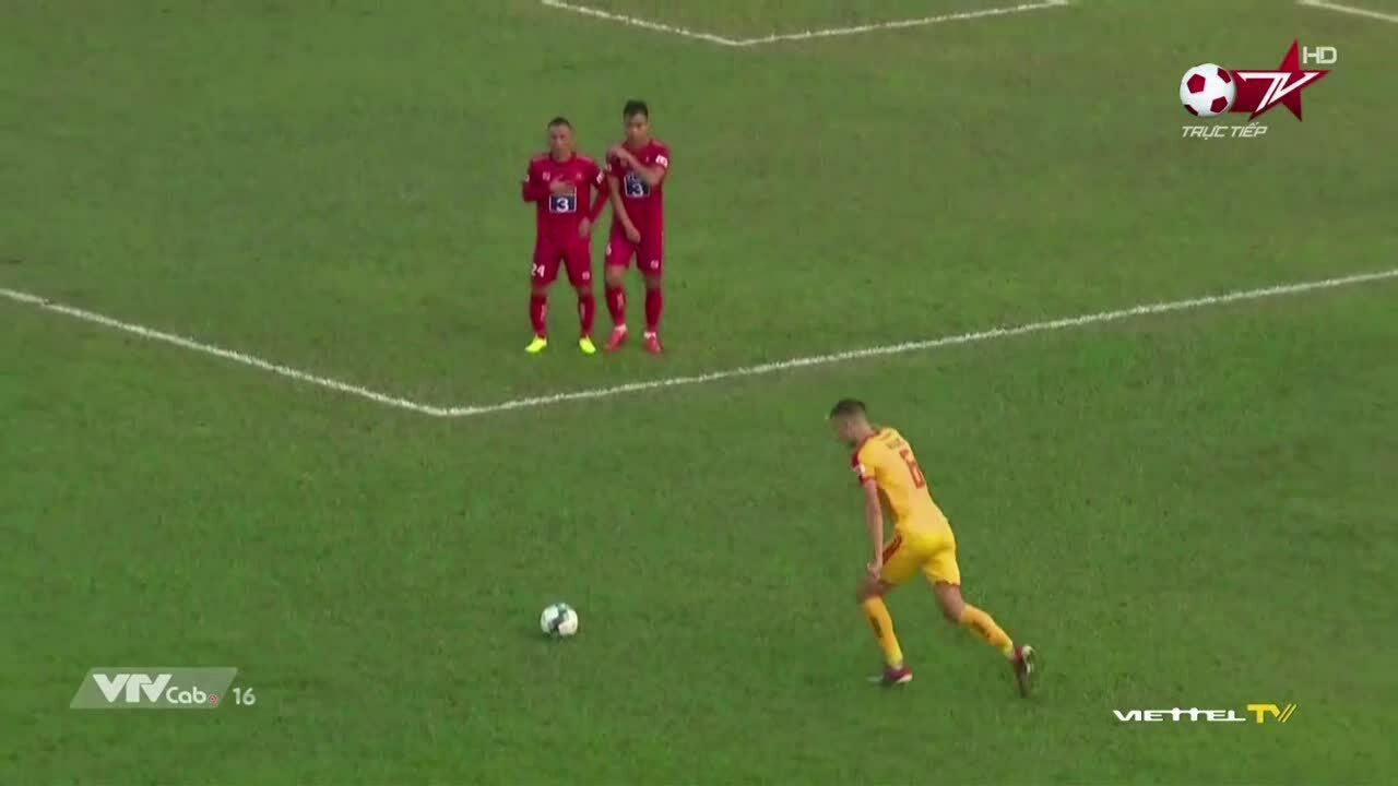 Thanh Hóa 0-1 Hải Phòng