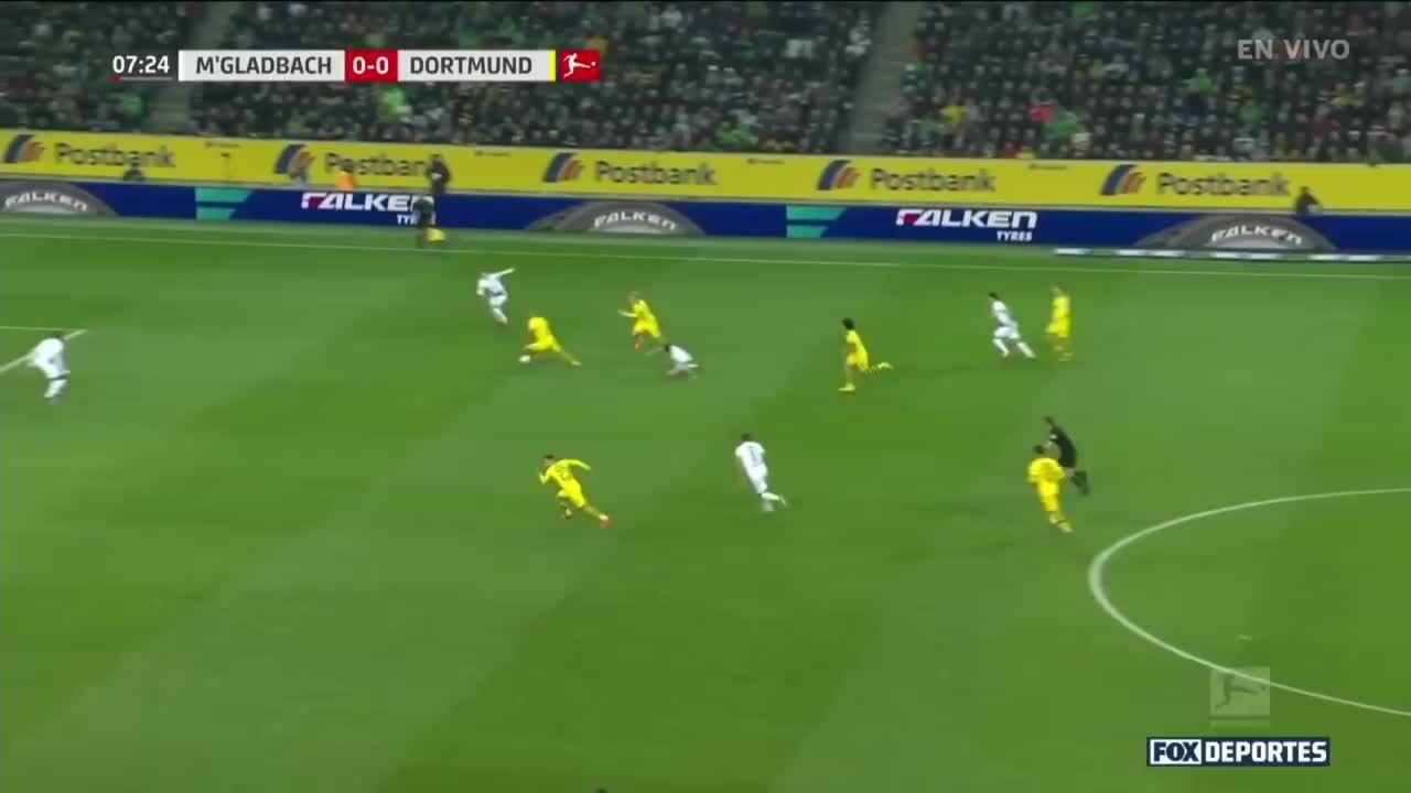 Mönchengladbach 1-2 Dortmund