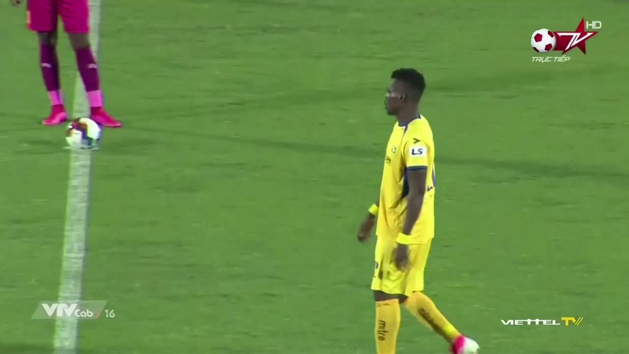 Sài Gòn 0-0 SLNA
