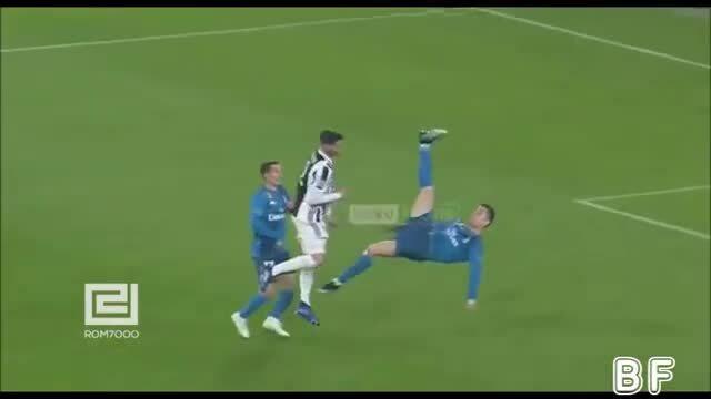 10 bàn thắng đẹp của Ronaldo cho Real