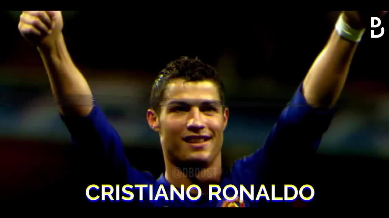 Top 10 bàn thắng của Ronaldo cho Man Utd