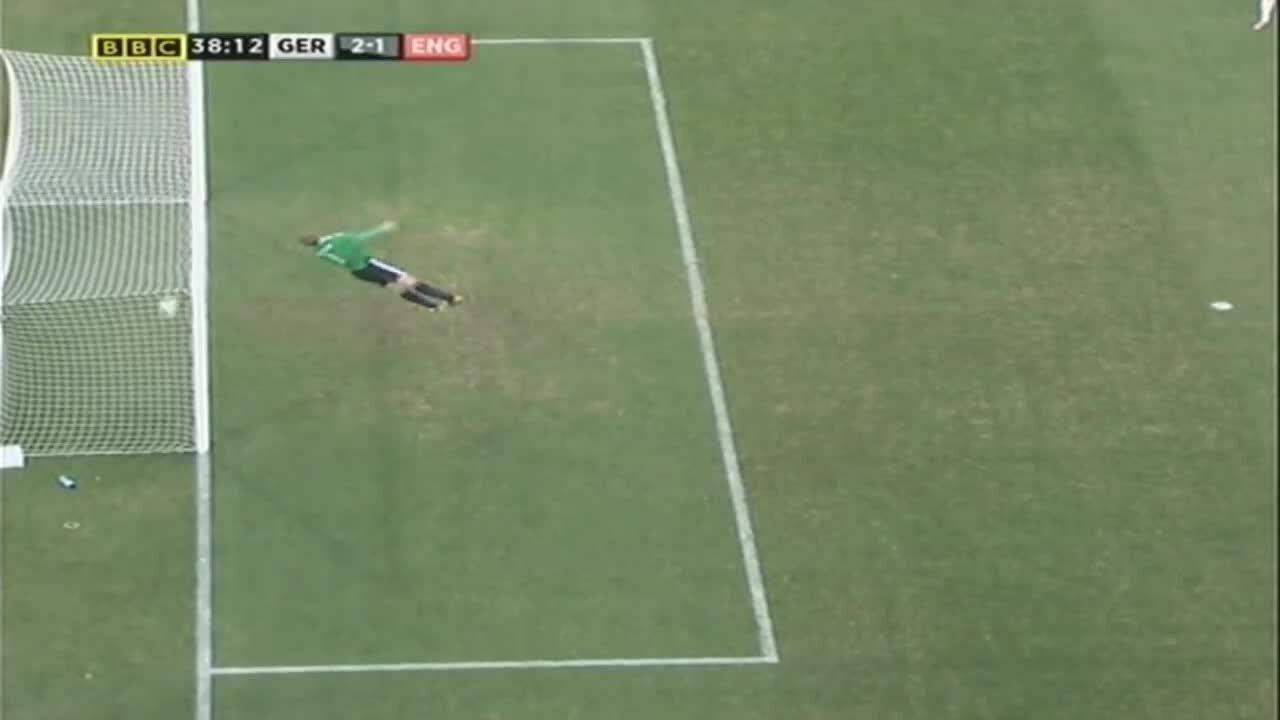 Bàn thắng bị từ chối của Lampard