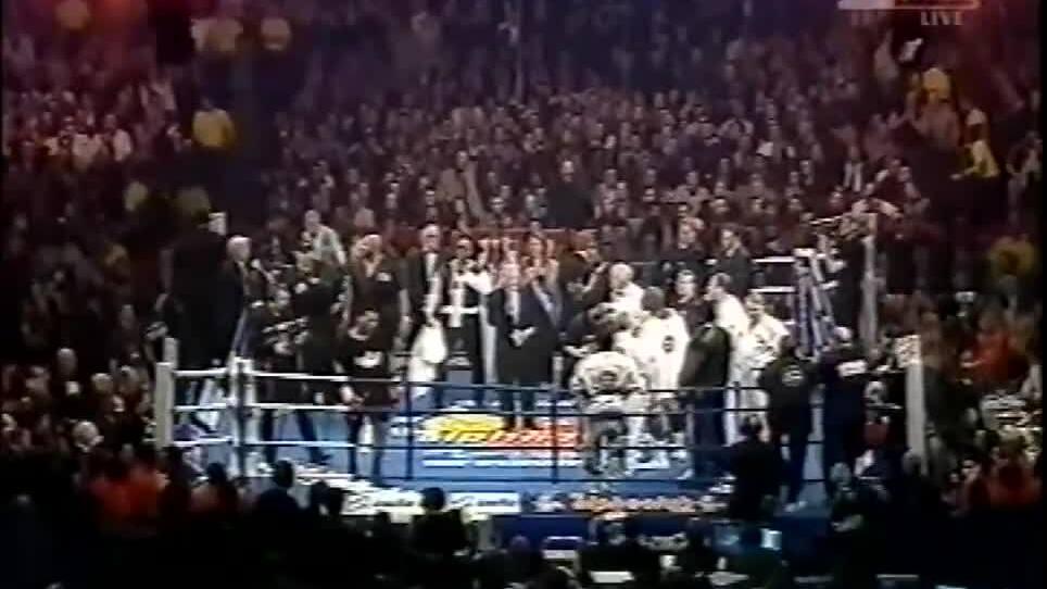 Mike Tyson vs Julius Francis 2000