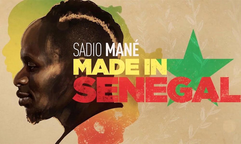 Trailer phim tài liệu về Sadio Mane - Made in Senegal