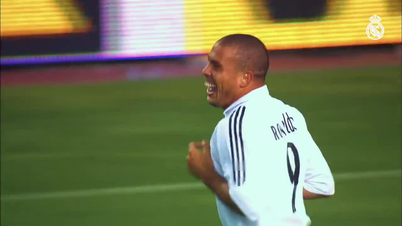 Những bàn thắng đẹp của Ronaldo cho Real