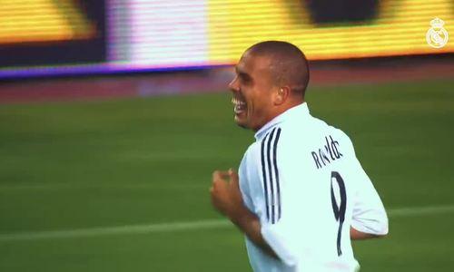 Ronaldo's beautiful goals for Real