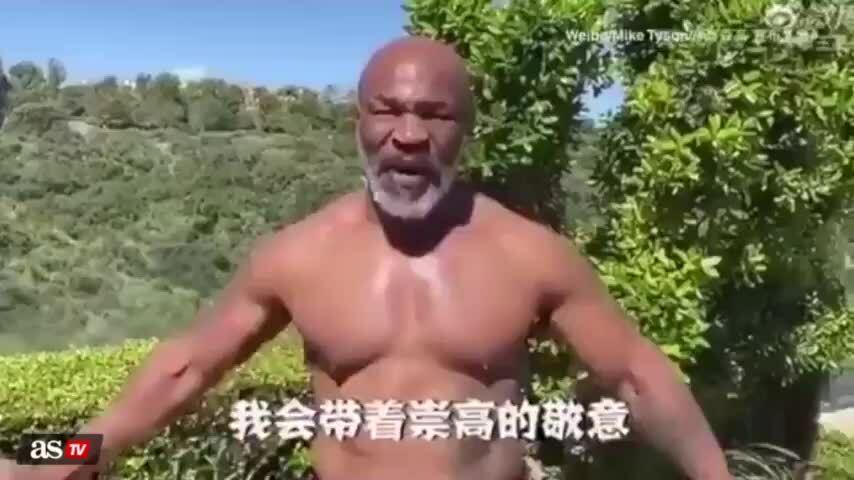 Tyson và Holyfield tích cực luyện tập trước khi tái đấu