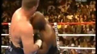 McBride vs Mike Tyson 2005