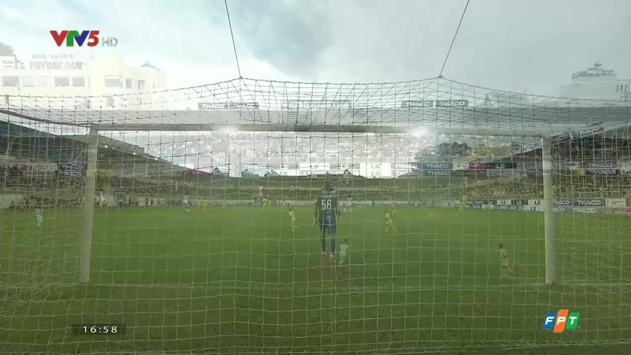 HAGL 1-0 Nam Định