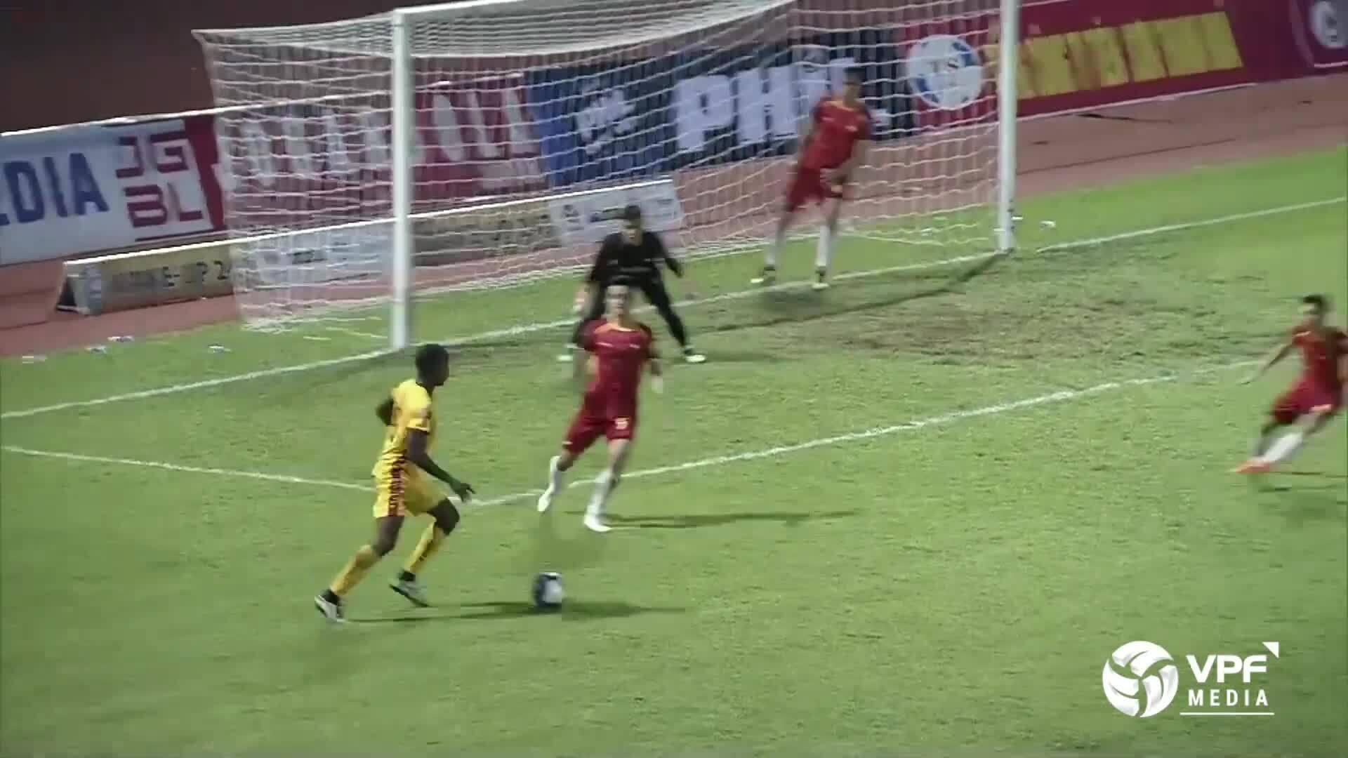 Top 10 bàn thắng đáng nhớ ở các trận Derby Thanh Hóa - Nghệ An