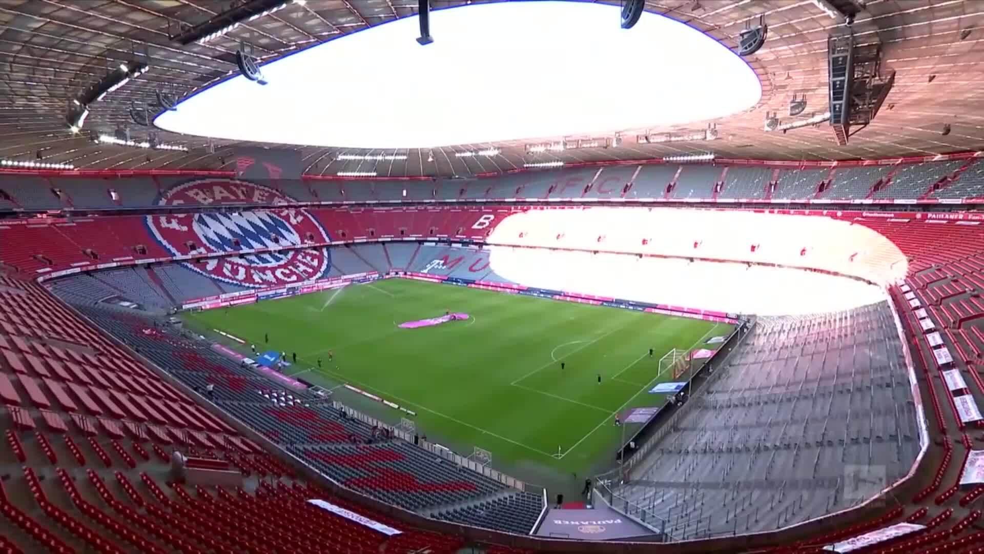 Bayern 2-1 M'Gladbach